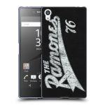 Porovnání ceny HEAD CASE Designs Silikonové pouzdro na mobil Sony Xperia Z5 Premium HEAD CASE The Ramones - TEAM 76
