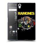 Porovnání ceny HEAD CASE Designs Silikonové pouzdro na mobil Sony Xperia Z5 Premium HEAD CASE The Ramones - ILUSTRACE KAPELY
