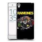 Porovnání ceny HEAD CASE Designs Silikonové pouzdro na mobil Sony Xperia XA HEAD CASE The Ramones - ILUSTRACE KAPELY