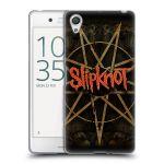 Porovnání ceny HEAD CASE Designs Silikonové pouzdro na mobil Sony Xperia X Performance HEAD CASE Slipknot - Znak