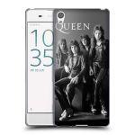 Porovnání ceny Head Case Designs Silikonové pouzdro na mobil Sony Xperia XA HEAD CASE Queen - Skupina
