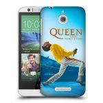 Porovnání ceny Head Case Designs Plastové pouzdro na mobil HTC Desire 510 HEAD CASE Queen - Freddie Mercury