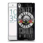 Porovnání ceny Head Case Designs Silikonové pouzdro na mobil Sony Xperia XA HEAD CASE Guns N' Roses - Sweet Child