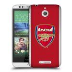 Porovnání ceny Head Case Designs Plastové pouzdro na mobil HTC Desire 510 - Head Case - Arsenal FC - Logo klubu