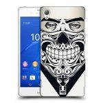Porovnání ceny Head Case Designs Plastové pouzdro na mobil Sony Xperia Z3 D6603 HEAD CASE LEBKA BANDANA