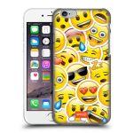 Porovnání ceny Head Case Designs Plastové pouzdro na mobil Apple iPhone 6 HEAD CASE EMOJI - Velcí smajlíci ZZ