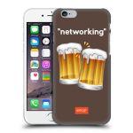 Porovnání ceny Head Case Designs Plastové pouzdro na mobil Apple iPhone 6 HEAD CASE EMOJI - Pivní networking