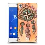 Porovnání ceny Head Case Designs Plastové pouzdro na mobil Sony Xperia Z3 D6603 HEAD CASE Lapač kompas