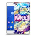 Porovnání ceny Head Case Designs Plastové pouzdro na mobil Sony Xperia Z3 D6603 HEAD CASE CHROMATIC WANDER