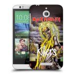 Porovnání ceny Head Case Designs Plastové pouzdro na mobil HTC Desire 510 HEAD CASE - Iron Maiden - Killers