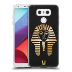 Porovnání ceny Head Case Designs Silikonové pouzdro na mobil LG G6 - Head Case EGYPT FARAON