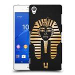 Porovnání ceny Head Case Designs Plastové pouzdro na mobil Sony Xperia Z3 D6603 HEAD CASE EGYPT FARAON