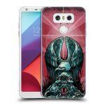 Porovnání ceny Head Case Designs Silikonové pouzdro na mobil LG G6 - Head Case OREL PATRIOIC