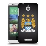 Porovnání ceny Head Case Designs Plastové pouzdro na mobil HTC Desire 510 HEAD CASE Manchester City FC - Superbia In Proelio