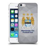 Porovnání ceny Head Case Designs Plastové pouzdro na mobil Apple iPhone SE, 5 a 5S HEAD CASE Manchester City FC - Football Club