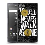 Porovnání ceny Head Case Designs Silikonové pouzdro na mobil Sony Xperia Z5 Compact HEAD CASE 1892 LFC You'll Never Walk Alone