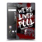 Porovnání ceny Head Case Designs Silikonové pouzdro na mobil Sony Xperia Z5 Compact HEAD CASE We're Liverpool