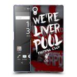 Porovnání ceny Head Case Designs Silikonové pouzdro na mobil Sony Xperia Z5 Premium HEAD CASE We're Liverpool