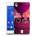 Porovnání ceny Head Case Designs Plastové pouzdro na mobil Sony Xperia Z3 D6603 HEAD CASE EMOJI LAUGHING