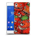 Porovnání ceny Head Case Designs Plastové pouzdro na mobil Sony Xperia Z3 D6603 HEAD CASE Rajčátka