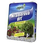 Porovnání ceny AgroCS AGRO Mramorová drť 4 - 7 mm 5 l