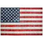 Porovnání ceny Kusový koberec Torino flags 423 USA, Rozměry kusových koberců 160x230 Expres Obsession koberce