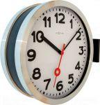 Porovnání ceny Nástěnné hodiny Double Station 38 cm - NEXTIME