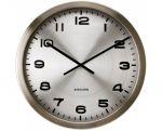 Porovnání ceny Nástěnné hodiny Maxie steel 50 cm nerez - Karlsson