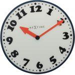 Porovnání ceny Nástěnné hodiny Boy blue 43 cm - NEXTIME