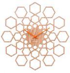 Porovnání ceny Nástěnné hodiny Sunflower 48 cm dřevěné natural - Karlsson