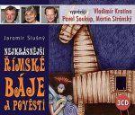 Porovnat ceny Popron Nejkrásnější římské báje a pověst - CDmp3 (Čte Vladimír Kratina, Pavel Soukup, Martin Stránský)