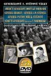 Porovnat ceny CODI art & Production Agency Generálové 2. světové války II. 5 DVD