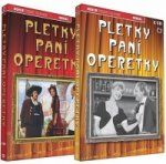Porovnat ceny Edice České televize Pletky paní operetky - 3 DVD + 2 CD