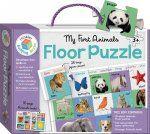 Porovnat ceny Knižní klub Puzzle pro nejmenší: Zvířátka