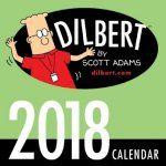 Porovnat ceny Simon & Schuster US Dilbert 2018 Mini Wall Calendar