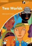Porovnat ceny Cambridge University Press Two Worlds Level 4 Intermediate