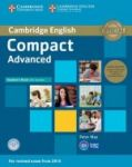 Porovnat ceny Cambridge University Press Compact Advanced Student's Book Pack (Student's Book with Answers with CD-ROM and Class Audio CDs(2))