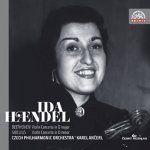 Porovnat ceny Supraphon Beethoven, Sibelius: Houslové koncerty - CD