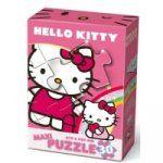 Porovnat ceny Bonaparte Puzzle Maxi 30 - Hello Kitty