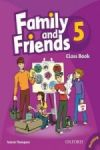 Porovnat ceny Oxford University Press Family and Friends 5: Classbook and Multi-ROM Pack