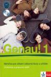 Porovnat ceny Klett Genau! 1 Němčina pro střední odborné školy a učiliště