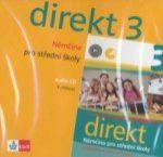 Porovnat ceny Klett Direkt 3 Němčina pro střední školy
