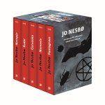 Porovnat ceny Kniha Zlín Jo Nesbo box