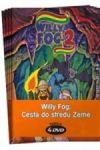 Porovnat ceny NORTH VIDEO Willy Fog: Cesta do středu Země - kolekce 4 DVD