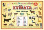 Porovnat ceny Kupka Sada 24 karet Zvířata domácí a hospodářská