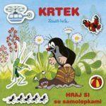 Porovnat ceny Akim Krtek - Hraj si se samolepkami