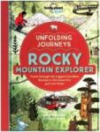 Porovnat ceny Lonely Planet Unfolding Journeys Rocky Mountain Explorer