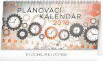 Porovnat ceny Stolní kalendář Plánovací SK 2018, 25 x 12,5 cm