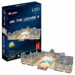 Porovnat ceny HM Studio 3D Puzzle The Louvre /LED 137 dílků