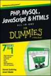 Porovnat ceny Wiley PHP, MySQL, JavaScript & HTML5 All-in-one For Dummies